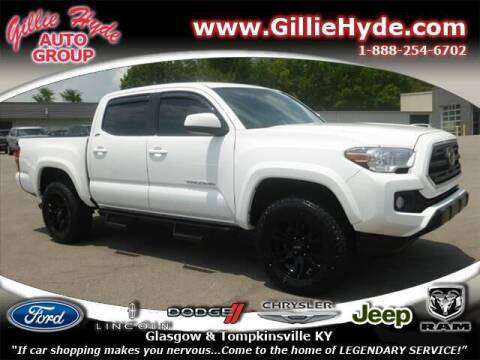 2019 Toyota Tacoma for sale at Gillie Hyde Auto Group in Glasgow KY