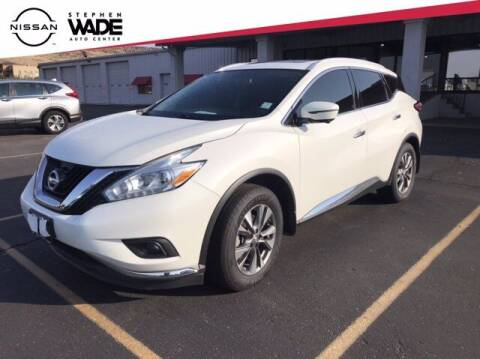 2017 Nissan Murano for sale at Stephen Wade Pre-Owned Supercenter in Saint George UT