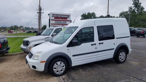2012 Ford Transit Connect for sale at Downing Auto Sales in Des Moines IA