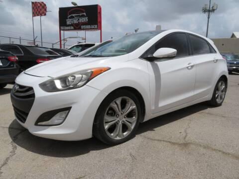 2013 Hyundai Elantra GT for sale at Moving Rides in El Paso TX