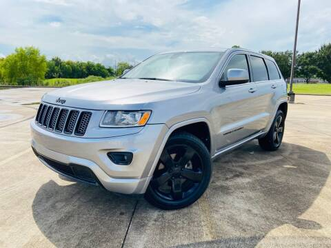 2014 Jeep Grand Cherokee for sale at AUTO DIRECT Bellaire in Houston TX