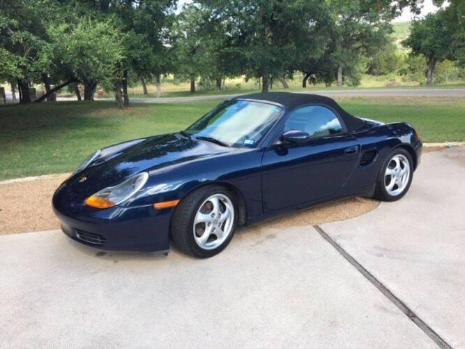 1999 Porsche Boxster for sale in Cadillac, MI
