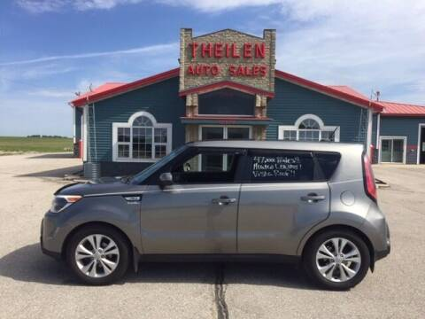 2015 Kia Soul for sale at THEILEN AUTO SALES in Clear Lake IA
