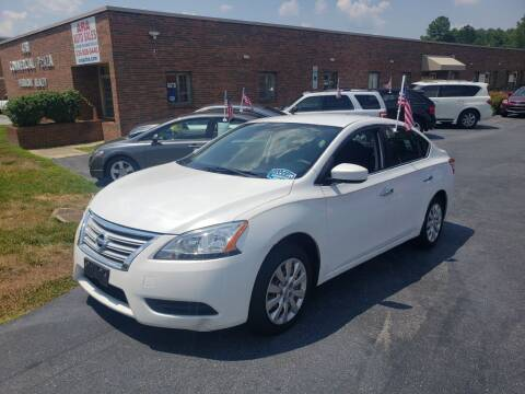 2014 Nissan Sentra for sale at ARA Auto Sales in Winston-Salem NC