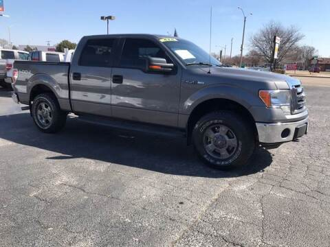 2011 Ford F-150 for sale at Stach Auto in Edgerton WI