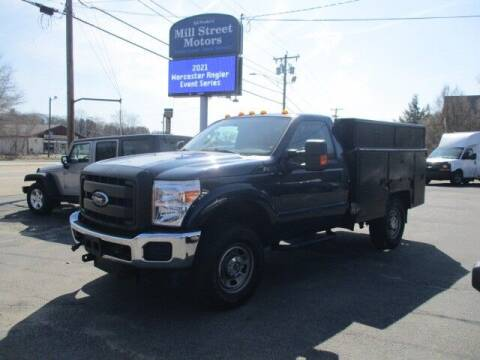 2014 Ford F-350 Super Duty for sale at Mill Street Motors in Worcester MA