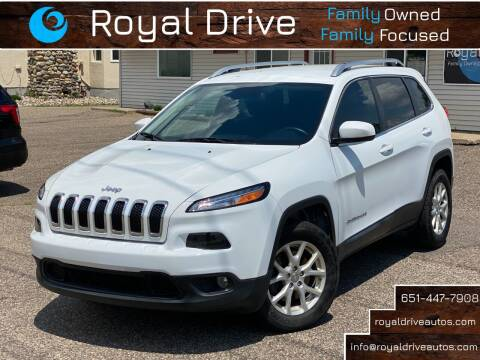 2017 Jeep Cherokee for sale at Royal Drive in Newport MN