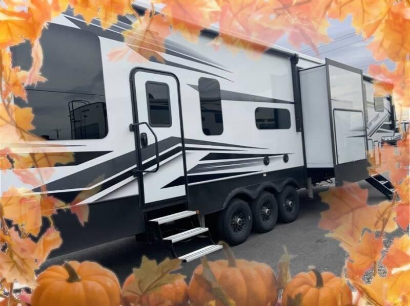 2021 Keystone 423 for sale at Warner Auto Center in Kennewick WA