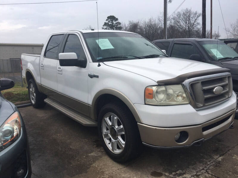 2007 Ford F-150 for sale at Spartan Auto Sales in Beaumont TX