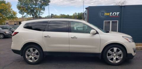 2014 Chevrolet Traverse for sale at THE LOT in Sioux Falls SD
