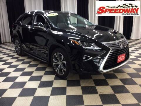 2017 Lexus RX 350 for sale at SPEEDWAY AUTO MALL INC in Machesney Park IL
