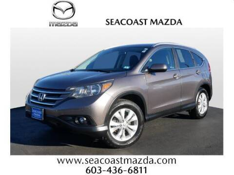 2012 Honda CR-V for sale at The Yes Guys in Portsmouth NH