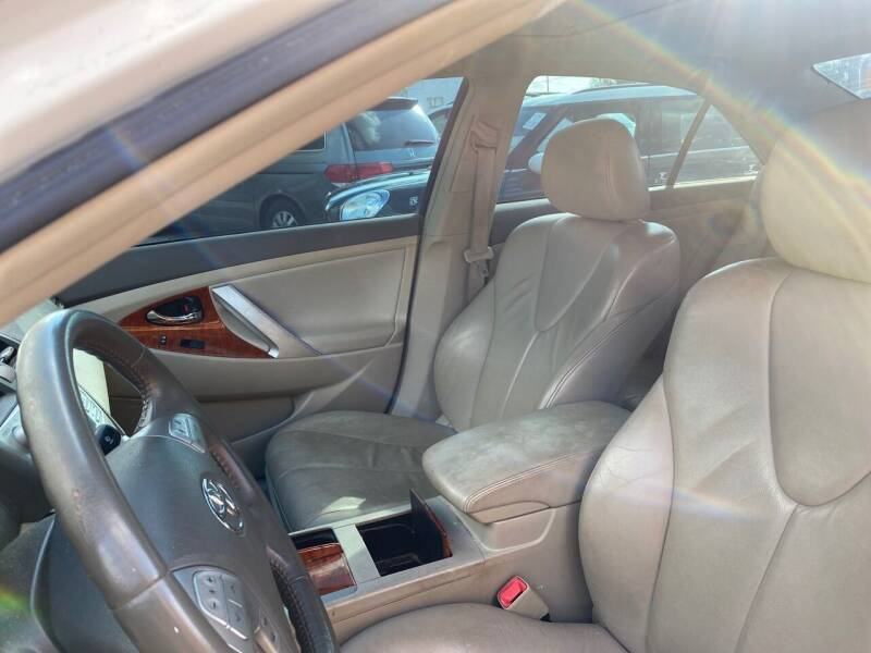 2008 Toyota Camry XLE V6 4dr Sedan 6A - Oklahoma City OK