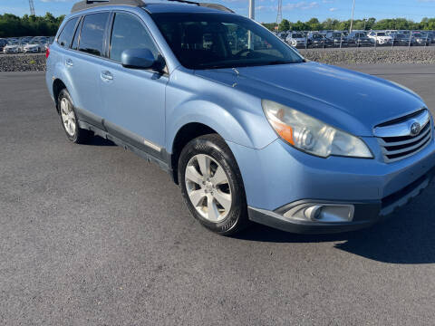 2010 Subaru Outback for sale at Bluesky Auto in Bound Brook NJ