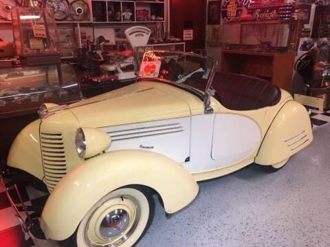 1938 American Bantam convertible for sale at Berliner Classic Motorcars Inc in Dania Beach FL