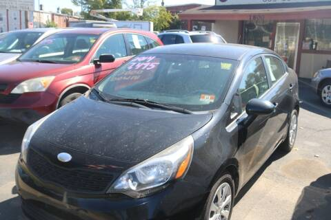 2014 Kia Rio for sale at Urglavitch Auto Sales of NJ in Trenton NJ