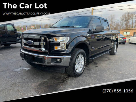 2017 Ford F-150 for sale at The Car Lot in Radcliff KY