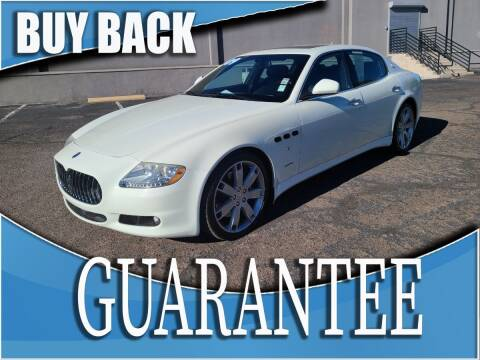 2009 Maserati Quattroporte for sale at Reliable Auto Sales in Las Vegas NV