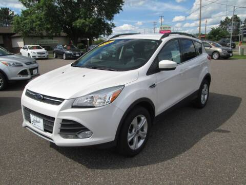 2016 Ford Escape for sale at AUTOHAUS in Tomahawk WI