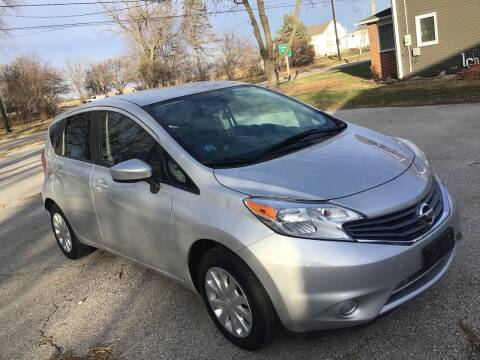 2015 Nissan Versa Note for sale at Bam Motors in Dallas Center IA