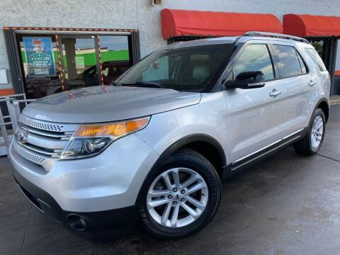2015 Ford Explorer for sale at MATRIX AUTO SALES INC in Miami FL