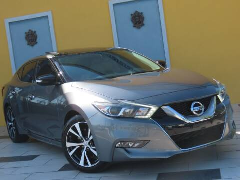 2016 Nissan Maxima for sale at Paradise Motor Sports LLC in Lexington KY