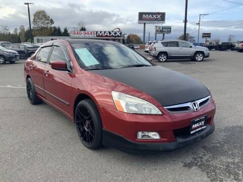 2007 Honda Accord for sale at Maxx Autos Plus in Puyallup WA