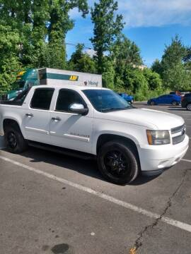 2009 Chevrolet Avalanche for sale at Johns Auto Sales in Tunnel Hill GA