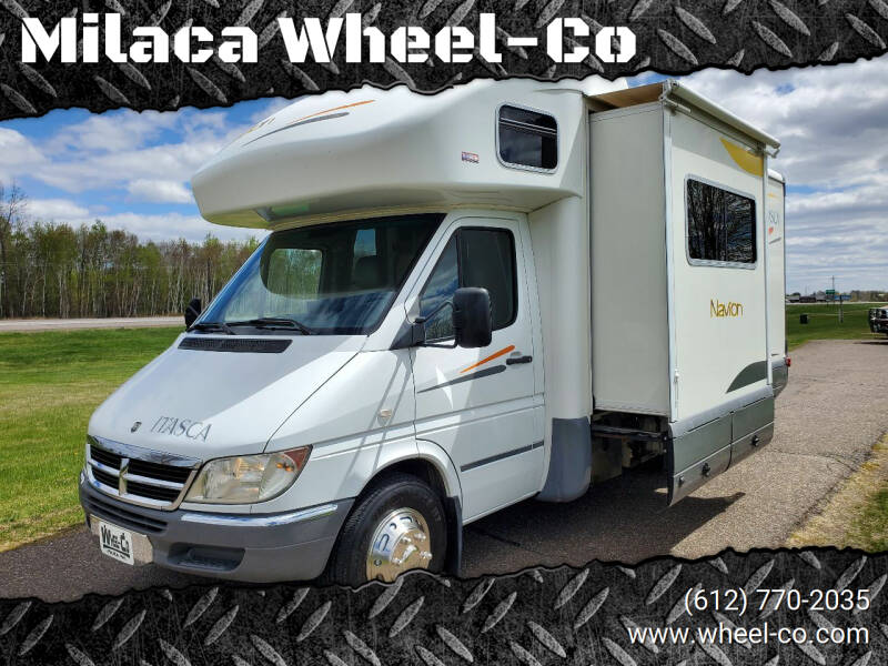 2006 Dodge Sprinter Cab Chassis for sale in Milaca, MN