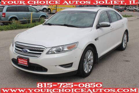 2012 Ford Taurus for sale at Your Choice Autos - Joliet in Joliet IL