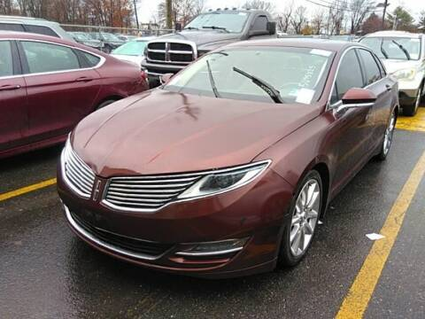 2015 Lincoln MKZ for sale at A.I. Monroe Auto Sales in Bountiful UT