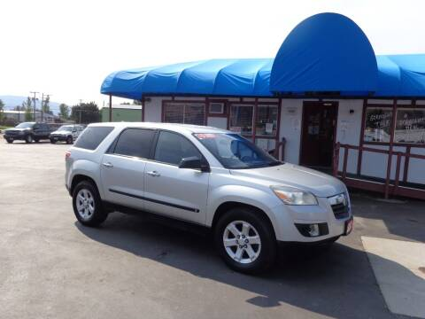 2009 Saturn Outlook for sale at Jim's Cars by Priced-Rite Auto Sales in Missoula MT