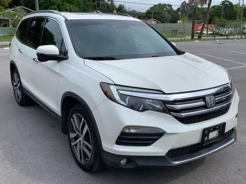 2016 Honda Pilot for sale at Consumer Auto Credit in Tampa FL