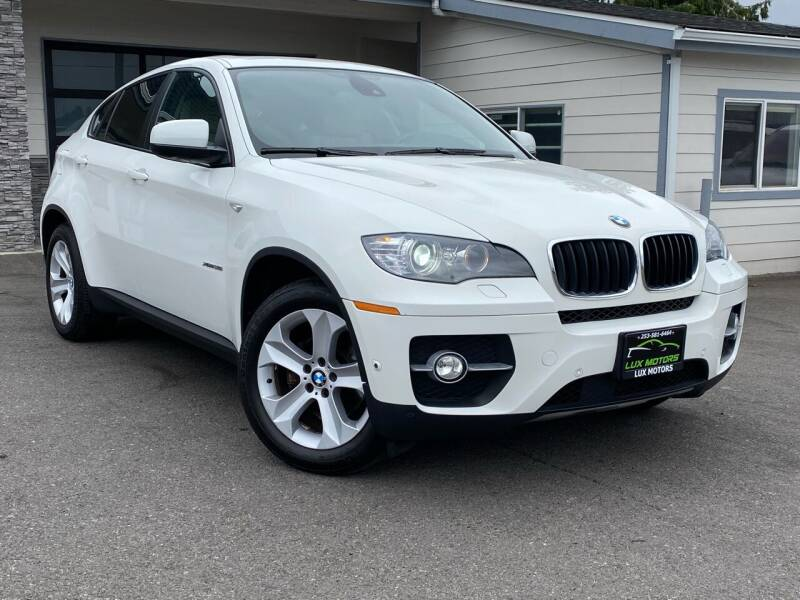 2011 BMW X6 for sale at Lux Motors in Tacoma WA