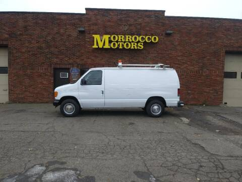 2006 Ford E-Series Cargo for sale at Morrocco Motors in Erie PA