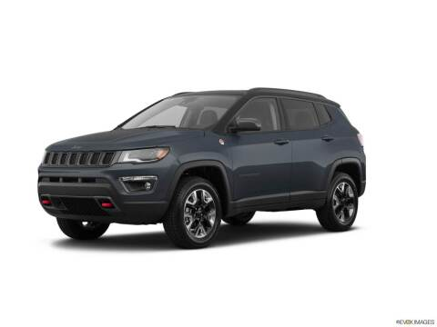 2018 Jeep Compass for sale at West Motor Company in Hyde Park UT