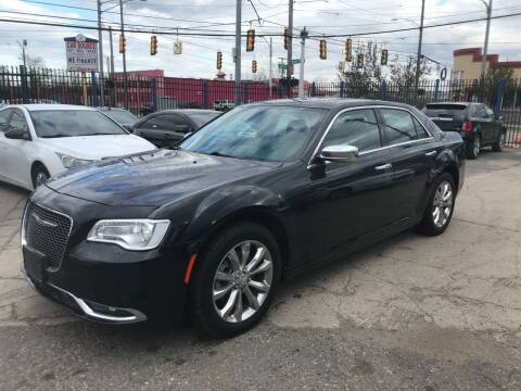 2015 Chrysler 300 for sale at SKYLINE AUTO in Detroit MI