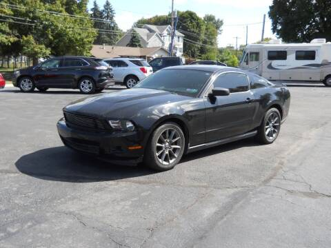 2012 Ford Mustang for sale at Petillo Motors in Old Forge PA