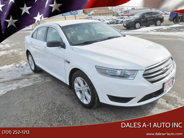 2015 Ford Taurus for sale at Dales A-1 Auto Inc in Jamestown ND