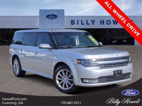 2018 Ford Flex for sale at BILLY HOWELL FORD LINCOLN in Cumming GA