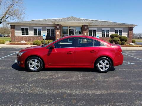 2011 Chevrolet Cruze for sale at Pierce Automotive, Inc. in Antwerp OH