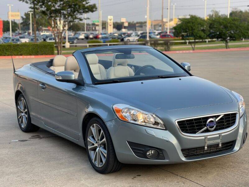 2011 Volvo C70 for sale at AWESOME CARS LLC in Austin TX