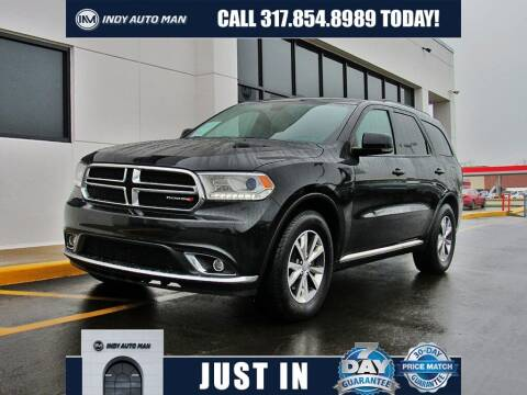 2016 Dodge Durango for sale at INDY AUTO MAN in Indianapolis IN