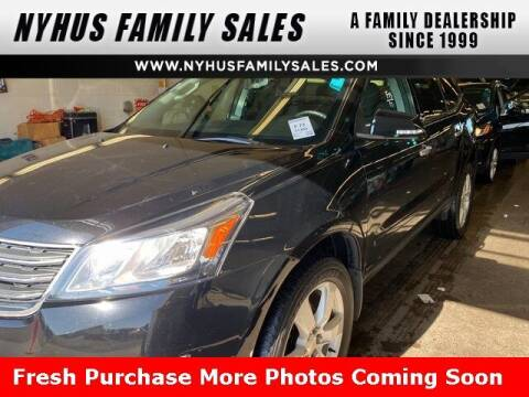 2017 Chevrolet Traverse for sale at Nyhus Family Sales in Perham MN