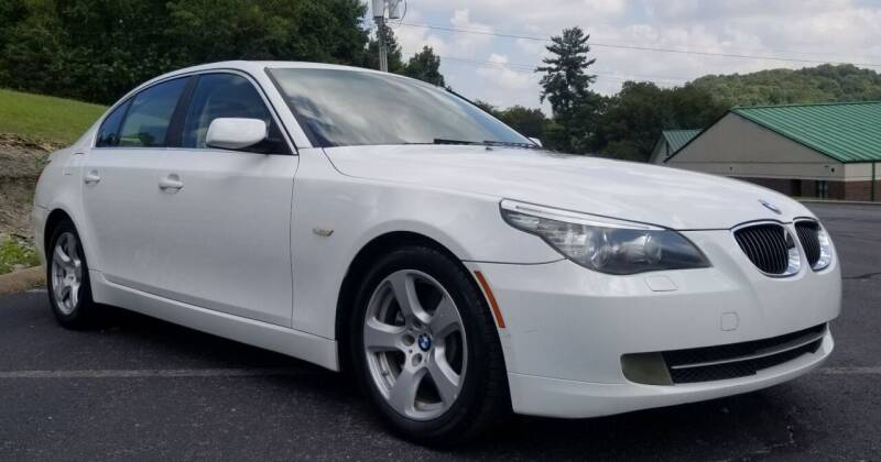 2008 BMW 5 Series for sale at G T Auto Group in Goodlettsville TN