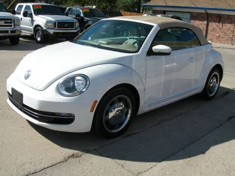 2013 Volkswagen Beetle Convertible for sale at Springs Auto Sales in Colorado Springs CO
