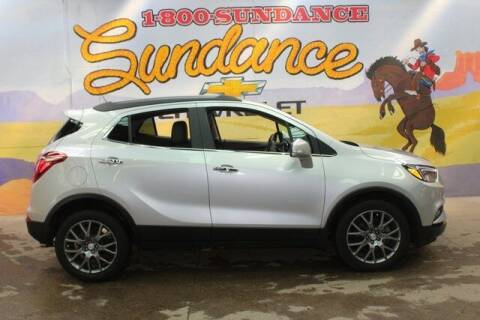 2017 Buick Encore for sale at Sundance Chevrolet in Grand Ledge MI