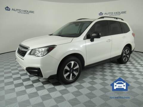 2017 Subaru Forester for sale at AUTO HOUSE TEMPE in Tempe AZ