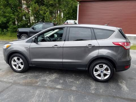 2013 Ford Escape for sale at CURTIS AUTO SALES in Pittsford VT