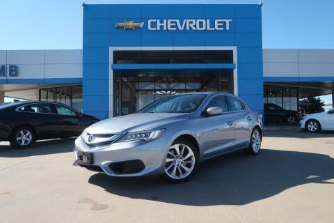 2016 Acura ILX for sale at Lipscomb Auto Center in Bowie TX